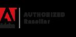 Logotipo de Adobe Authorized Reseller