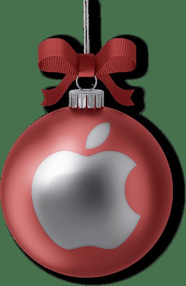Navidad Apple en Regla de 3